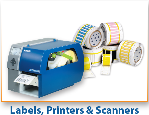 Labels, Printers & Scanners