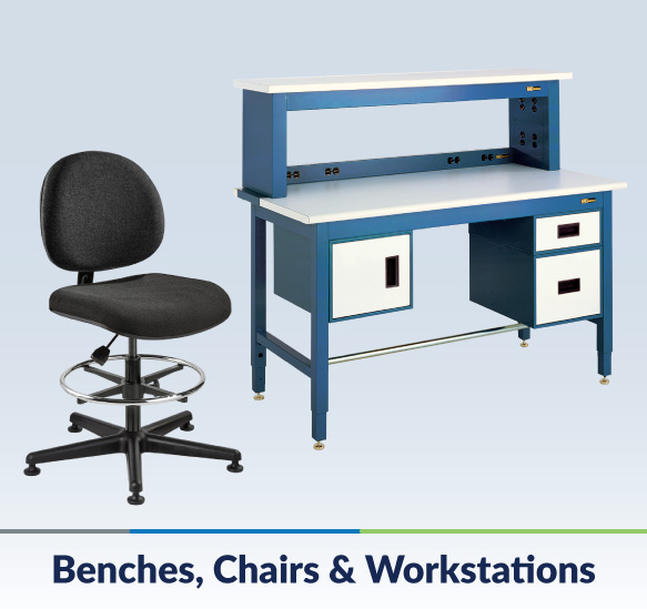 Benches, Charis & Workstations