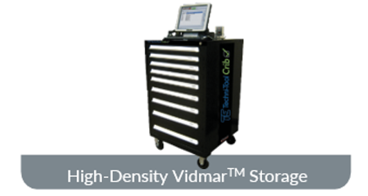 High-Density Vidmar Storage