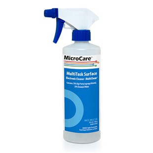 MicroCare MCC-MLC16  MultiTask Surface Cleaner, 70% Alcohol/30% DI Water, 16 oz. Pump Spray