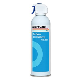 MicroCare MCC-DC115A-PROMO VeriClean™ No Clean Flux Remover 15 oz. Can, 12/Case with FREE TriggerGrip™