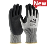PIP 49808 Polykor Blended Glove, Double-Dipped Nitrile Coated Micro-Surface Grip, G-Tek Series