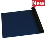 Desco 66418 Statfree Roll Mat, T2 Plus Rubber, Dissipative, Dark Blue, 0.060'' X 36'' X 20'
