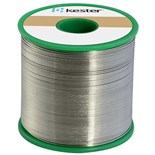 "Kester 91-7482-3340 Flux-Cored Wire w/Innolot Alloy, 27 2.2%, .040"" Dia, Lead Free, 250G, 278 Series"