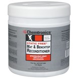 Chemtronics SIP125P1664 Static Free™ Mat and Benchtop Reconditioner, 125 Wipes/Tub