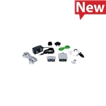 SCC (Static Control Components) 770724 724 Plus Workstation Monitor for Use with Dual-Wire Wrist Straps