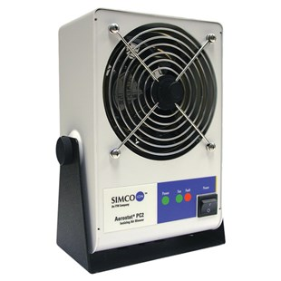 Simco-Ion 91-PC2-US-01H PC2 AEROSTAT® Benchtop Ionizer Blower with Heater