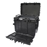 Jensen Tools 10080073 8 Drawer Mobile Tool Chest, Configuration A
