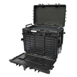 Jensen Tools 10080074 7 Drawer Mobile Tool Chest,  Configuration B