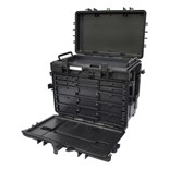 Jensen Tools 10080076 5 Drawer Mobile Tool Chest, Configuration D