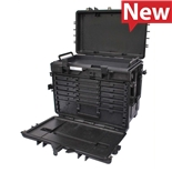 Jensen Tools 10080078 6 Drawer Mobile Tool Chest, Configuration F