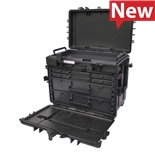 Jensen Tools 10080079 4 Drawer Mobile Tool Chest, Configuration G