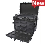 Jensen Tools 10080080 3 Drawer Mobile Tool Chest, Configuration H
