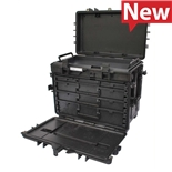 Jensen Tools 10080081 4 Drawer Mobile Tool Chest, Configuration I