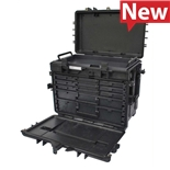 Jensen Tools 10080082 5 Drawer Mobile Tool Chest, Configuration J