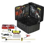 Jensen Tools Metric Electro-Mech. Installer's Kit in XR Rota-Tough™ Case