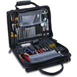 Jensen Tools Workstation Kit in Double-Sided Black Cordura Case