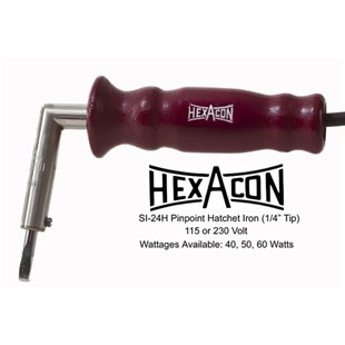 Hexacon SI-24H60W SI-24H-60 SOLDER IRON HEXACON 24H-60
