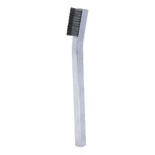 Gordon Brush 33SSA ESD-Safe Brush with Stainless Steel Bristle, Rows 3 x 11