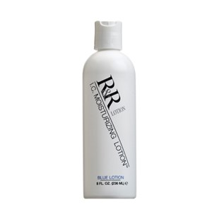 R & R Lotion ICL-8 I.C. ESD-Safe Blue Hand Lotion, 8 oz. Bottle