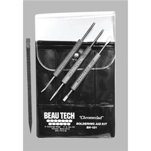 Beau Tech SH-121 Four-Piece Miniature Soldering Aid Kit