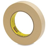 "3M 232-1 High Performance Masking Tape, 1"" x 60 Yards"