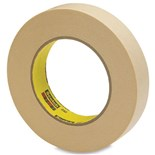 "3M 021200-02850 3M Masking Tape 232 Sc otch 1/4"" X 60.1 Yards"