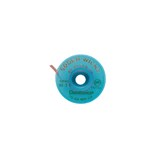 "Chemtronics 60-1-10 SODER-WICK® No Clean Desoldering Braid, .030"", 10ft on ESD Safe Spool"