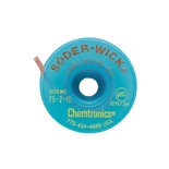 "Chemtronics 75-2-10 Unfluxed Wick, .060"", on 10 ft. Static Dissipative Spool"