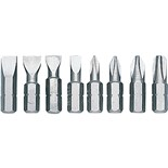 Evco 8PHSLBS Phillips/Slotted Insert Bit Set, 8-Pc.