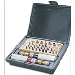 Utica KT-100 20-pc. Torque Limiting Screwdriver Kit 20 to 100 oz.in.