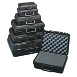 "Jensen Tools 507 Blow Molded Foam Filled Case (14 x 10 x 4"", 3 lbs.)"