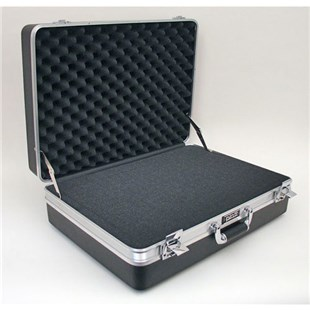 "Platt 2207 ABS Foam Filled Case, 22 x 16 x 7"" Inside Dimensions, 4/3 Bottom/Top Split"
