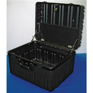 "Jensen Tools 2B909-8C-D Roto Rugged Case, Empty.  10"" Deep  - W/O Wheels"