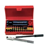 Wadsworth Falls 004 Mini Ratchet Set, 52pc