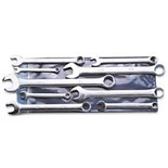 Combination Wrench Set, 9 pc.