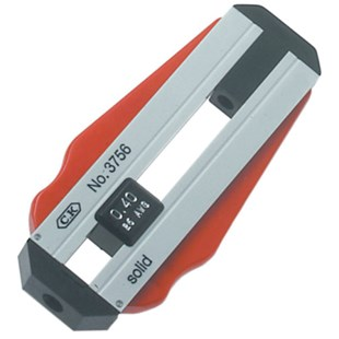 CK Tools T3756-50 Nickless Wire Stripper, 24 AWG Solid