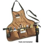 Jensen Tools 80200 16-Pocket Super Tool Apron