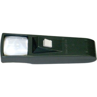 Magna Lite 3002 10X Illuminated Hand Held Magnifier