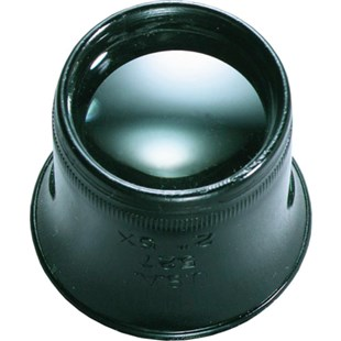 "General 527 General Tools Eye Loupe 5X 1"" Dia Lens 2"" Focal"