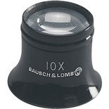 "Bausch & Lomb 81-41-72 Loupe, 2"" Working Distance, 5x Magnification"