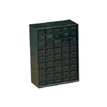 Flambeau U45PC Conductive Storage Cabinet, 45 Drawers