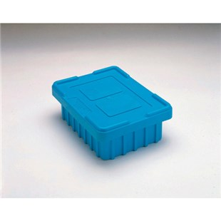 Metro CO92050BAS Static Dissipative Snap on Cover, Blue