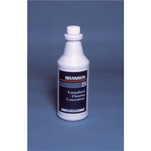 Branson IS* Industrial Strength Cleaner for Oils, Grease and Dirt, 1 Quart Concentrated