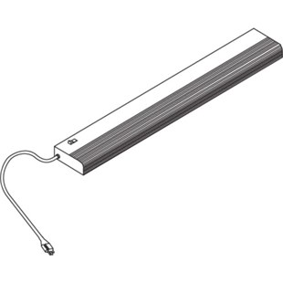IAC Industries QS-1022322 Undershelf Light for All Instrument Shelves