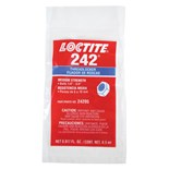 Loctite 24205, IDH 230718 242™ MIL Spec Threadlocker (Medium Strength Removable Grade), Blue, 0.5 ml Capsule