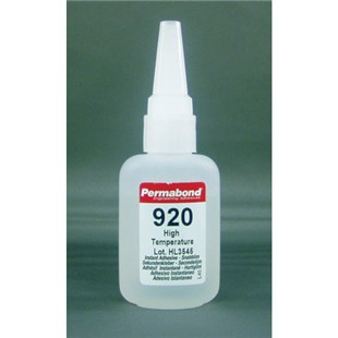 Permabond 920 High Temperature Adhesive, 1 oz. Bottle