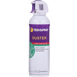 Techspray 1671-10S Duster, Nonflammable, 10 oz