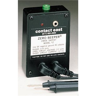 TZB Continuity Tester, Battery-operated