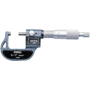 Fowler 52-222-001 Mechanical Digital Micrometer